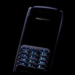 BlackBerry P900 Sony Ericsson