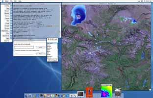 grass open source mac os x screen
