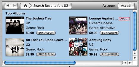 u2 music store