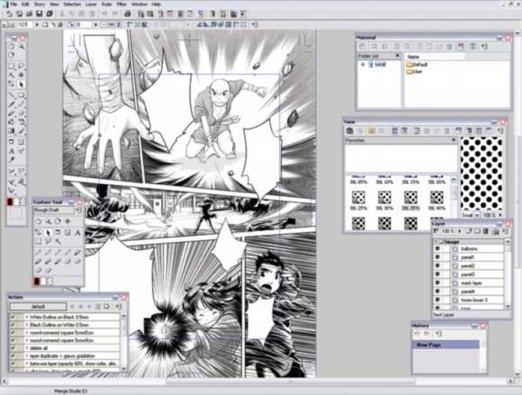 Manga musica for Programma per disegnare le planimetrie gratuitamente