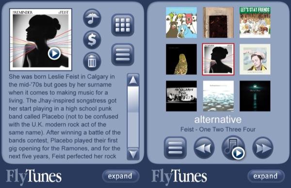 FlyTunes_screenshots