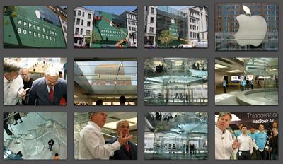 Galleria pre-apertura Boston
