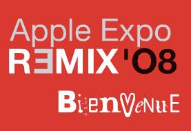 apple expo 08 remix