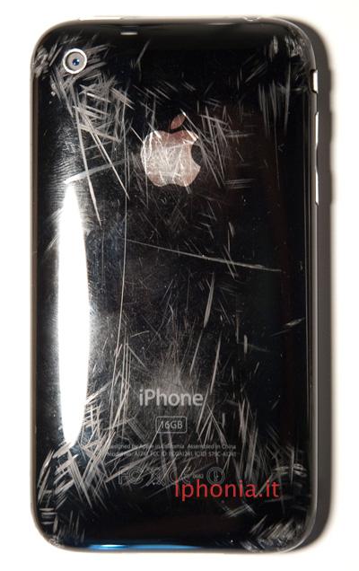 iphone graziato