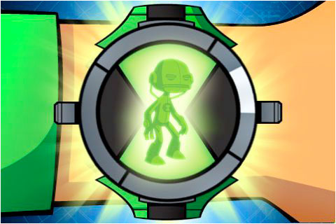 Ben 10 alien force mouthoff bocche bioniche su iphone e touch for Bracciale ben ten