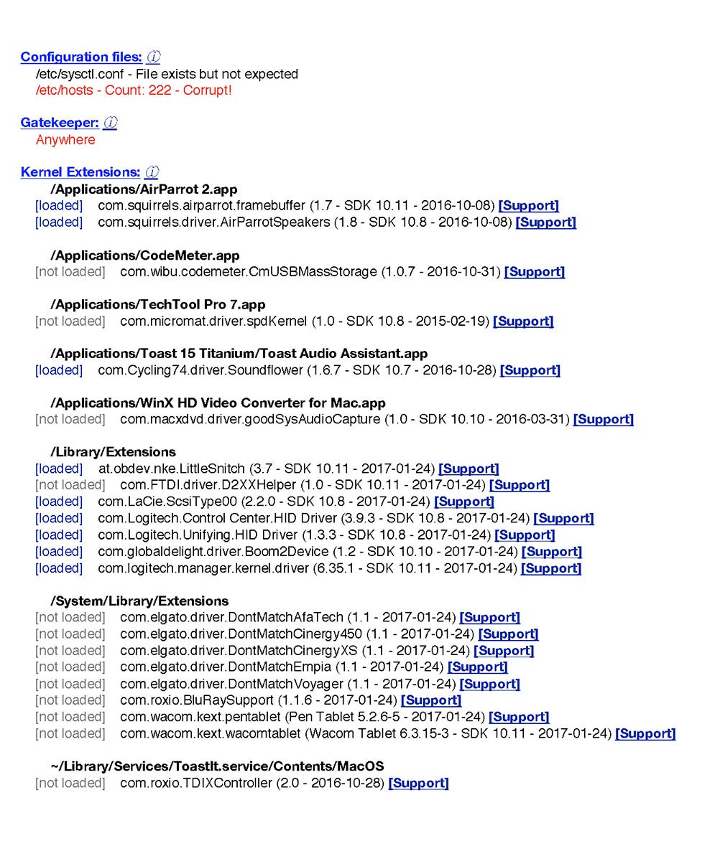 Kernel Panic iMac mid 2010 - iMac / eMac - macitynet it