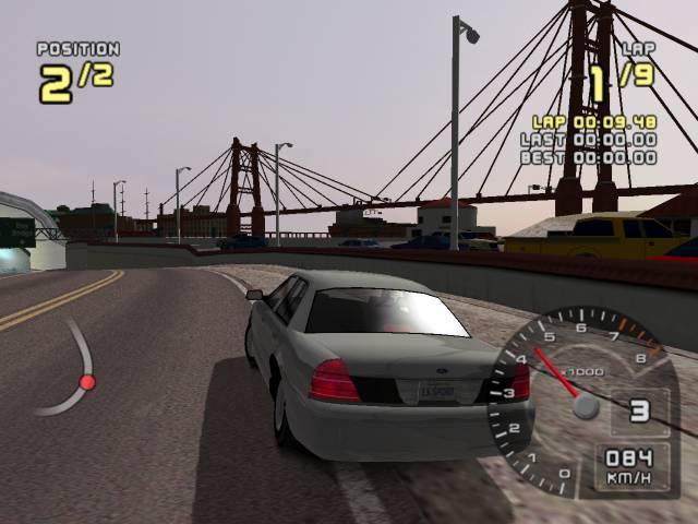 الجزء الثاني لعبة السيارات الشهيرة