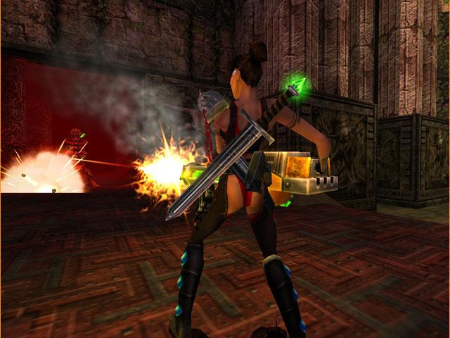 Тэги: 2000 год, Heavy Metal FAKK 2, Id Software, Ritual Entertainment. fakk