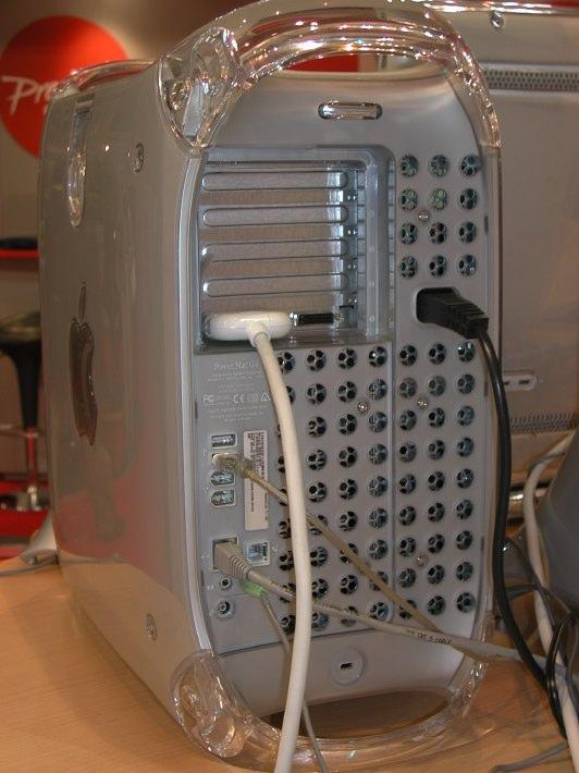 Expo Parigi 2002: Apple, le macchine e gli umani