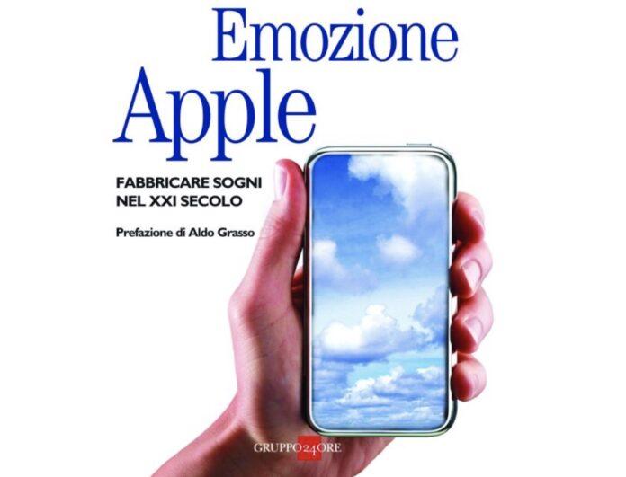 """""""Emozione Apple"""", il libro e l'intervista ad Antonio Dini"""