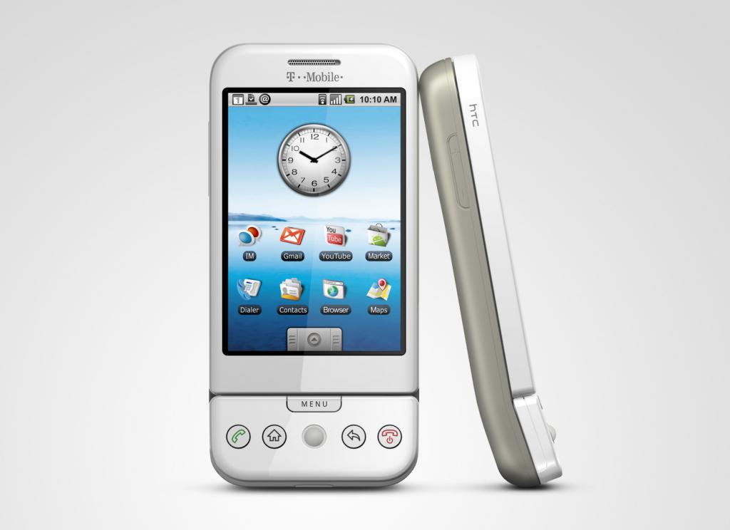 t-mobile g1 profilo