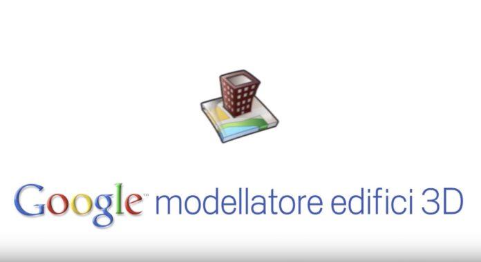 Google Building Maker, modellatore per gli edifici 3D