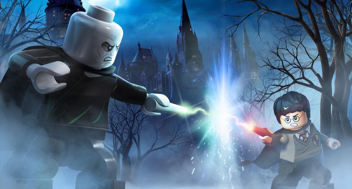 LEGO Harry Potter mac, si gioca con i mattoncini e la storia del maghetto di Hogwarts