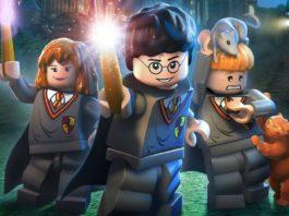 LEGO Harry Potter, si gioca con i mattoncini e la storia del maghetto di Hogwarts