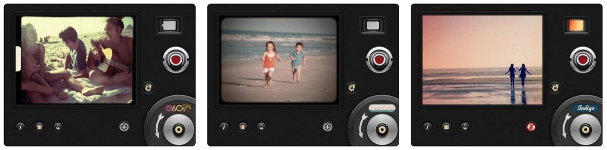 8mm Vintage Camera, effetto vecchi tempi sui filmati iPhone