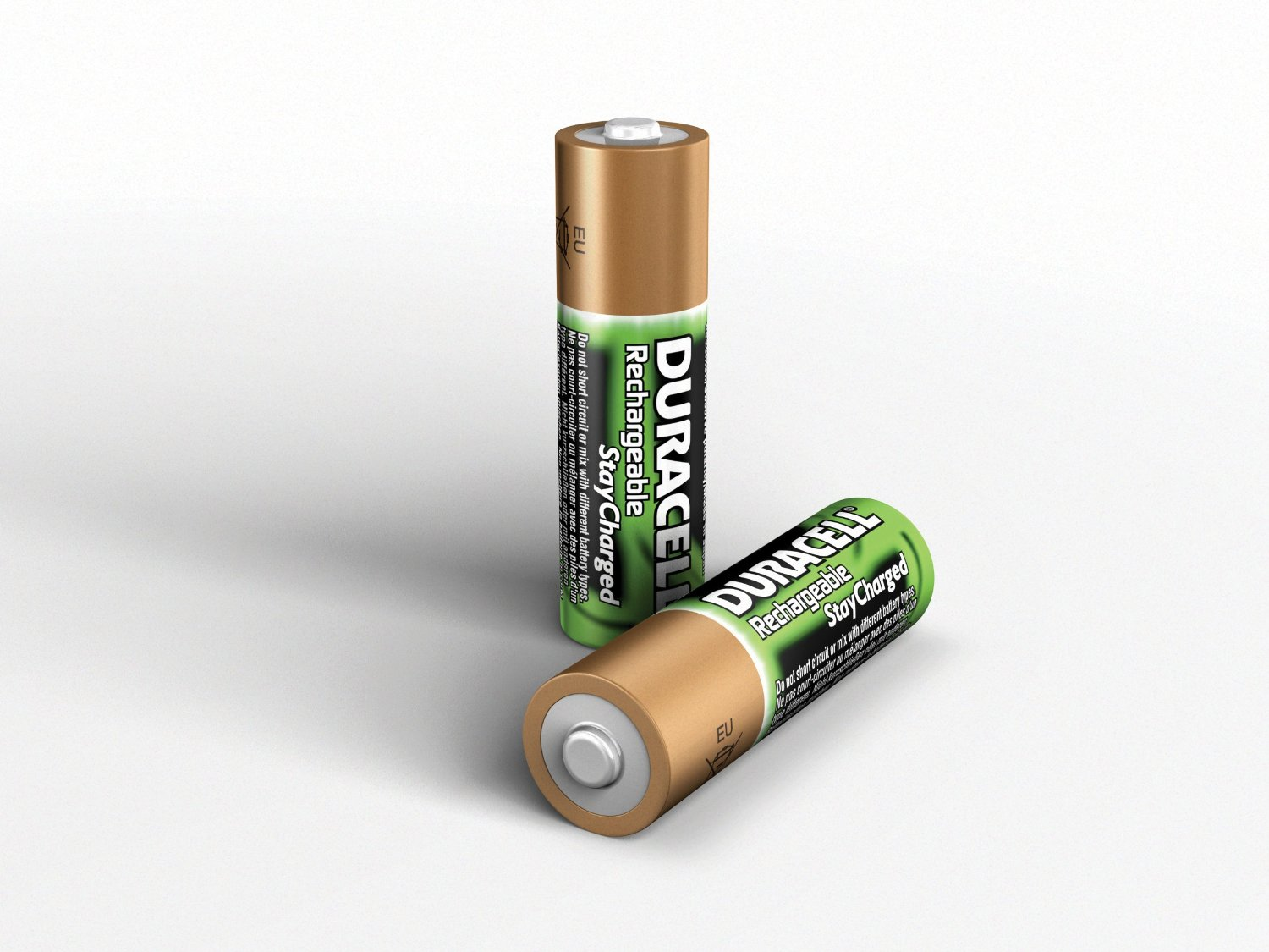 Duracell Stay Charged, le batterie ricaricabili ideali per mouse e tastiere