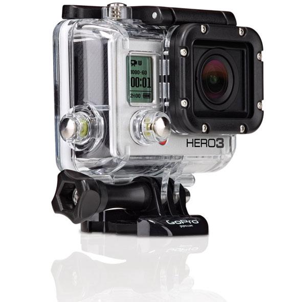 GoPro Hero3 Black, su Amazon sconto di 100 euro: 342 euro spedizione inclusa