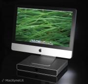 Justmobile Drawer, il cassetto in alluminio per iMac che riordina la scrivania