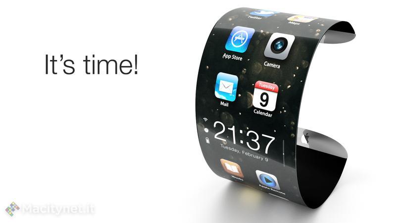 Iwatch come sar l 39 orologio di apple nella visione dei for Orologio della samsung