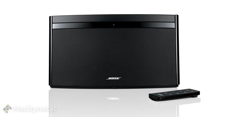 """Recensione Bose SoundLink Air, suono potente e bassi che """"pompano"""""""