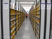 Amazon scommette sull'Italia: a Piacenza un centro distribuitivo da record