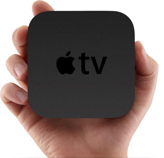 Vendute oltre sei milioni di Apple TV nel solo 2012
