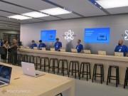 Apple Store Bologna: ecco le immagini dell'anteprima