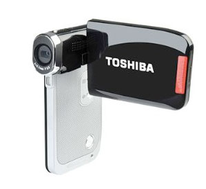 Toshiba Camileo C25, videocamera HD e fotocamera piccola e leggera: solo 70 euro su Amazon