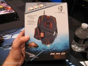CES 2012: anteprima del mouse ipertecnologico Cyborg M.M.O.7 per giocare su Mac e PC