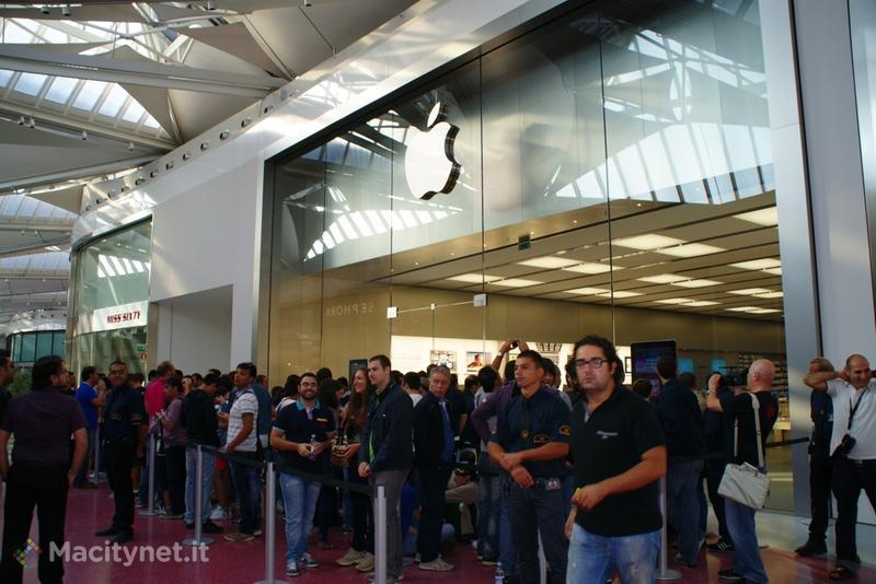Apple Store Catania: ancora una galleria di immagini
