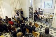 Al liceo artistico Russoli di Pisa aula d'informatica intitolata a Jobs