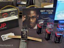 MWC 2012: Jawbone mostra UP, il bracciale per il benessere.