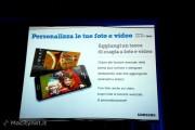 Galaxy Note si presenta in Italia: il ritorno del pennino