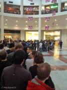 Apple Store i Gigli di Firenze: 1.500 persone in fila per acquistare iPhone 5
