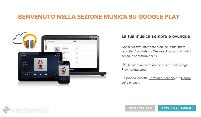 Google Play Music: il tutorial per chi vuole usarlo su Mac