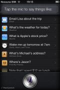 Come attivare Siri sull'iPhone 4S italiano