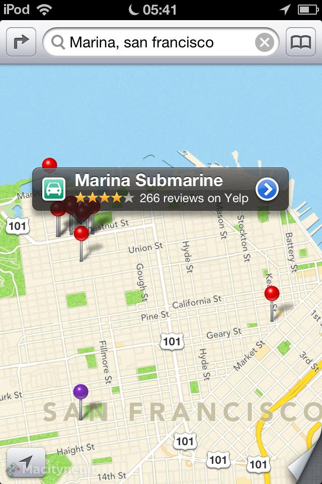 Mappe iOS 6: le indicazioni vocali e Flyover saranno solo su iPhone 4S, iPad 2 e superiori