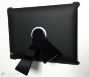 Best Cover iPad 2011 – 1: RingO Holder di Vogel, la più versatile tra casa e auto