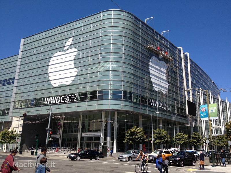 Apple conferma il keynote della WWDC il 10 giugno