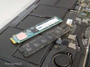 Tutorial e recensione:  OWC Aura Pro 6G 480 GB, disco sostitutivo per MacBook Air