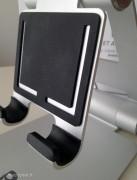 la generosa protezione in gomma assicura le preziose superfici in alluminio di iPad e MacBook Air