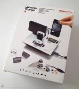 iDAPT 4: alimentazione da tavolo per iPhone, iPad e cellulari in prova