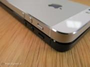 iPhone 5 bianco e nero: la completissima galleria dello spacchettamento