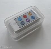 iPod nano touch 2012: la foto recensione di Macitynet – Parte 1, unpackaging, dettagli e confronti