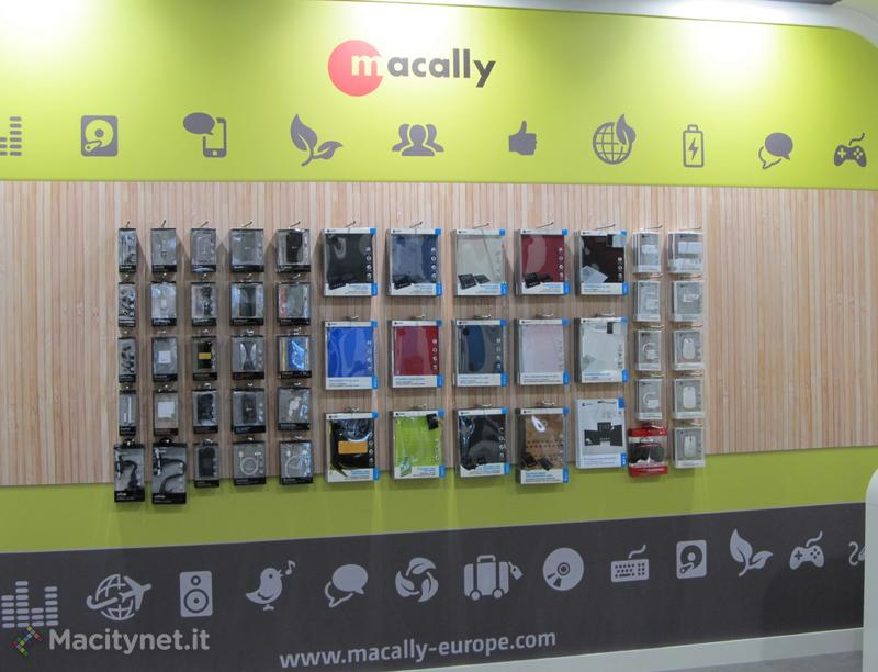 IFA 2011: da Macally tanti accessori per il mondo Apple
