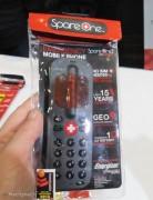 CES 2013: SpareOne, il cellulare con 15 anni di autonomia con una sola pila AA