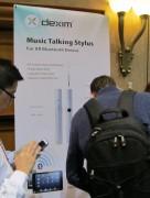 CES 2013: Dexim Music Talking è lo stilo Bluetooth che riproduce musica e riceve chiamate