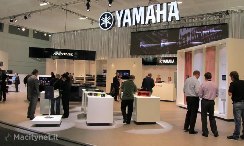 IFA 2011: con AVENTAGE Yamaha cerca la declinazione dell'€™eccellenza
