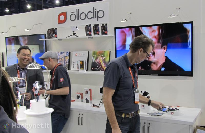 CES 2013, l'€™obiettivo fish-eye olloclip pronto per iPhone 5 e iPod touch 5G