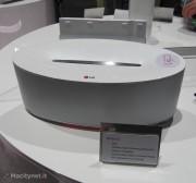 CES 2013, sei nuovi speaker/dock universali da LG anche con Airport, DLNA e dock Lightning